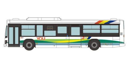 【トミーテック】新車バスコレ 『ありがとう夕張支線』夕鉄バス KV290