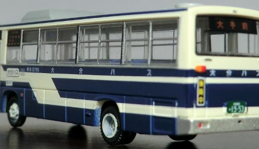 あのバスコレが今1番ほしいです! バスコレ26弾 北鉄能登バス