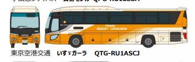 バスコレ専用ケースが無い?【バスタ新宿】 リムジンバス