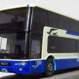 <MU612TX>JRバス関東発足30周年記念 エアロキングがバスコレで登場!