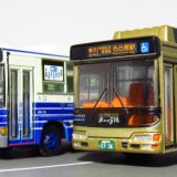【バスコレ28弾 シークレット】メーグルで名古屋市をメーグリましょう!
