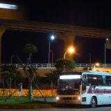 【やんばる急行】阪急バスが走るのは約「4ヶ月ぶり」? 久しぶりの運行
