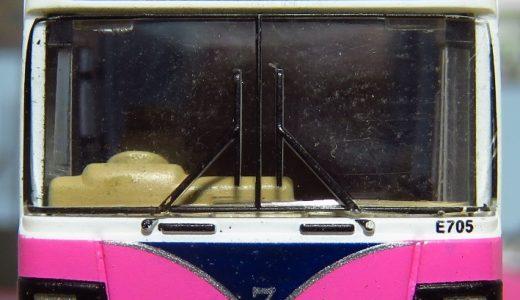【京成バスシャトルセブン】車いす&「ベビーカー」対応バス! J BUS