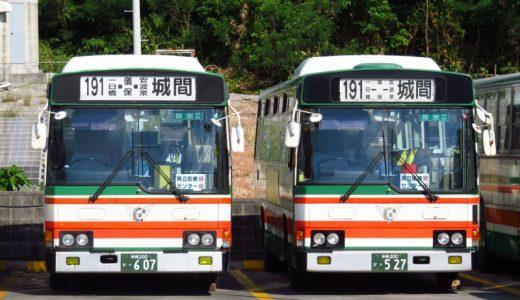 現役、幕タイプの日野レインボー!元【南海バスグループ・京阪バス】