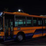 沖縄バス 教習車 エアロスター