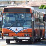 琉球バス交通 軍バス 479