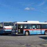 京浜急行バス 大森 C1719 A1725 M1714 E1727