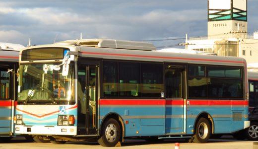 【京浜急行バス】2012年式の【G1257】が沖縄にやって来た!|エルガミオ