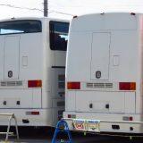エアロキング MU525TA改 MU612TA バスコレ はとバス
