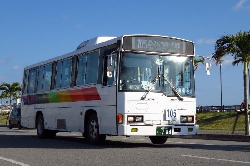 琉球バス MH-26 名古屋市営