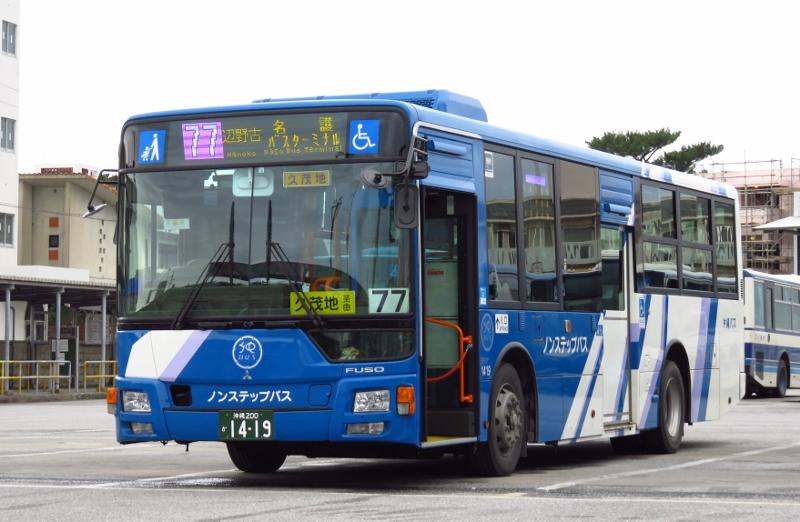 沖縄バス創立70周年記念 バスコレ 東武バス日光