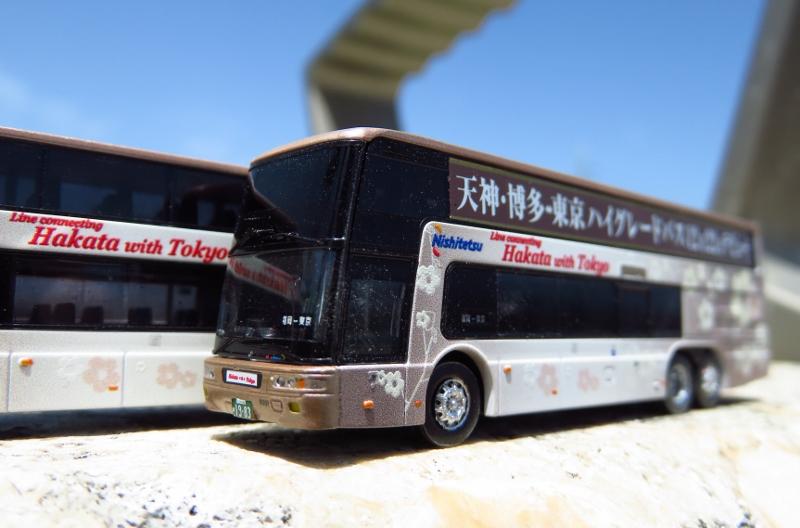 西鉄バス0001・0002