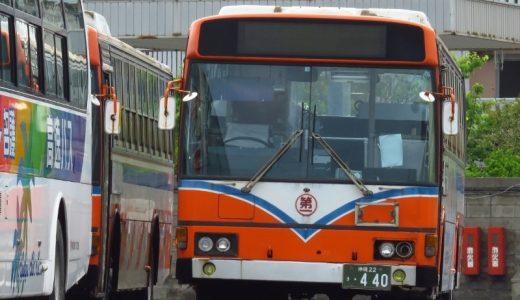 軍バス「440号車」のOKICA読み取り機が取り外された|琉球バス