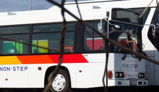 【沖縄200か1500】登場!元臨港のレインボーHRが増殖中|琉球バス