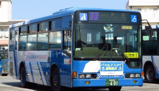 【沖縄バス】馬力・トルクのどちらもMP38に勝る問題児!?|沖縄200か601