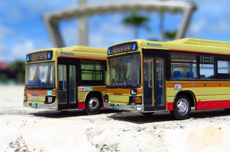 神奈中のバス