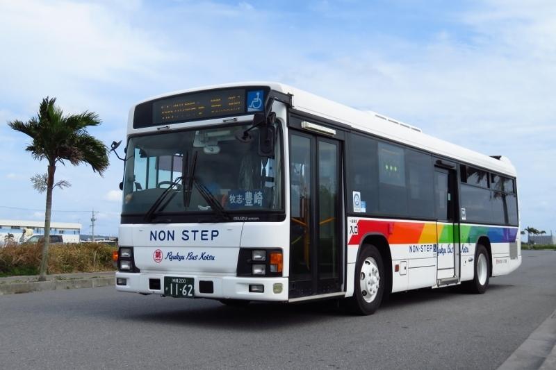 いすゞエルガJ BUS