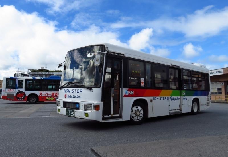 沖縄の最新バス情報