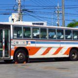 誰でも乗れる米軍バス