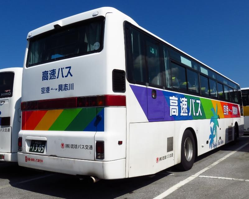 琉球バス1305