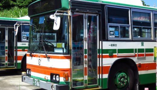 今でも活躍する東陽バスのアンティーク車両【5選】|南城市 馬天営業所