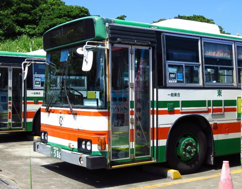 尼崎市交通局バス