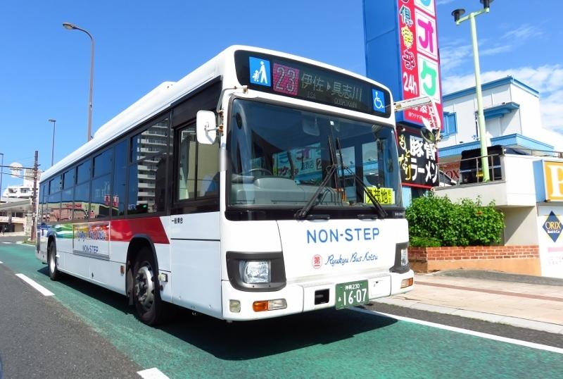琉球バスKV290